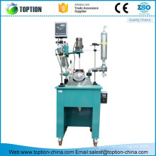 TST-50MP best price glass lined reactor from manufacturer with CE