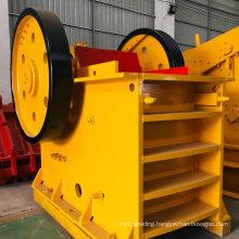 High Efficiency Mining Quarry Equipment Stone Jaw Crusher