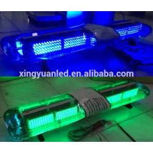 Multi Voltage 12-24V 100W Sicherheits-Notlichtbalken führte Krankenwagen-Licht-Polizeisirene-Sprecherlichtleiste