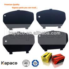 Coussin de frein Kapaco de qualité supérieure Anti-bruit Shim D813 pour Lexus / Toyato