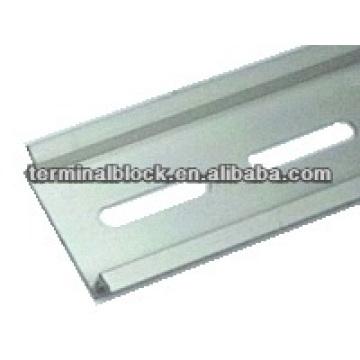 TA-001A 35mm Aluminum Terminal Block Mount Din Rail Common Rail