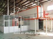 powder coating paint system