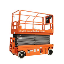 Self propelled hydraulic platform sky lift for sale