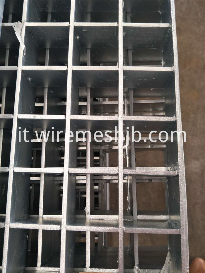 High Quality Steel Grating