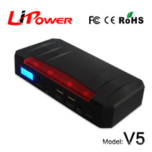 ce/fcc/rohs certification 20000mAh antigravity batteries emergency start battery booster with car accessory