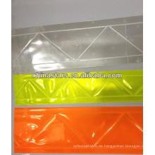 Prismatische Retro reflektierende PVC-Folie