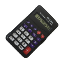 8 Digital Pocket Size Calculator with Cover