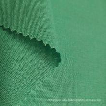 Tissu rayonne en lin polyester