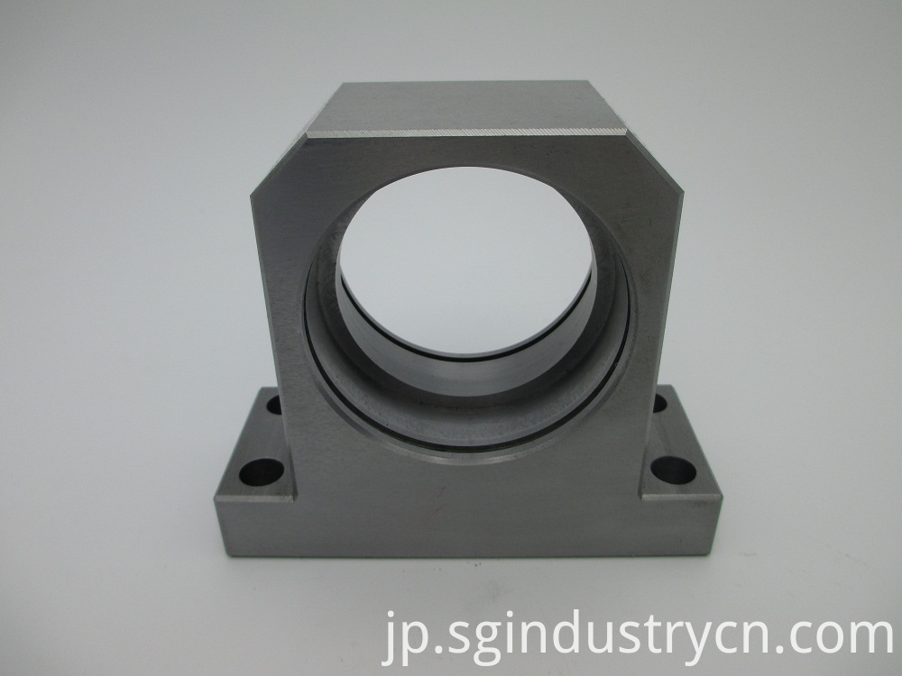 Steel CNC Machining Parts