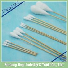 sterile wooden stick oral swab