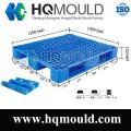 Stackable único lado Pallet plástico molde/molde
