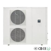 Monoblock-Wechselrichter-Wärmepumpe für Fußbodenheizung