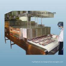 Secador de carne de microondas Nasan