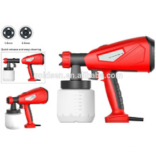500w Electric Power Mini Hand Held Paint Painting Spraying Sprayer Machine Tools HVLP Spray Gun