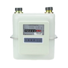 Wireless Gas Meter Adopting Mesh Network for Residential Use