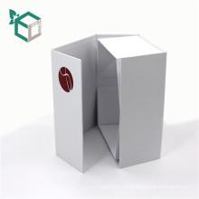 Hochwertiges steifes Plastik-pp.-Kabeldatenverpackenkasten Klare Kristallstarre USB-Kabelkastenverpackung