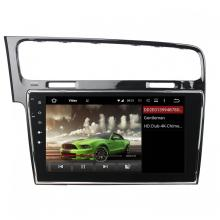 10.1 InchTouch schermo auto dvd auto VW Golf 7