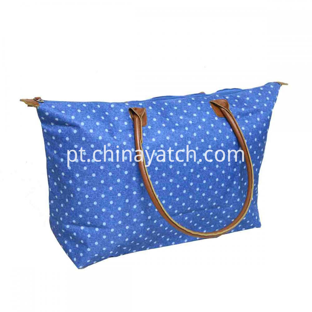 Carry on Bag with PU Handle