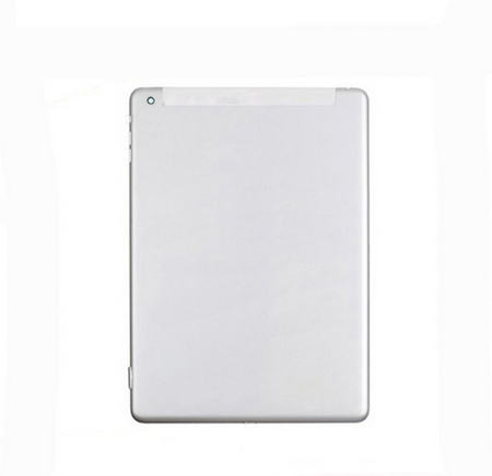 iPad Air back housing silver