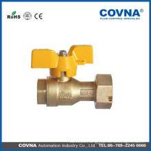 OEM hot sale manufacturer lpg natural gas brass ball valve price