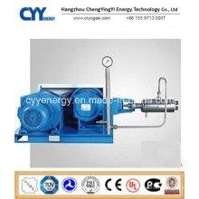 Cyyp 76 Uninterrupted Service Large Flow and High Pressure LNG Liquid Oxygen Nitrogen Argon Multiseriate Piston Pump