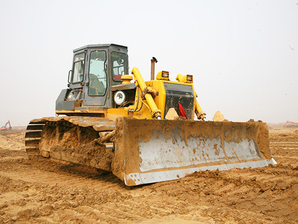 Used Crawler Bulldozer