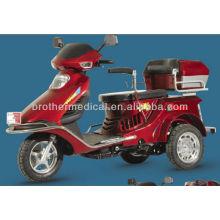 Cadeira de rodas de gás com deficiência