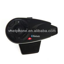 5 users bluetooth full duplex Bluetooth earphone walkie talkie
