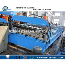 China Manufacturing Metal Corrugated Wave Roof Panel Roll Forming Machine