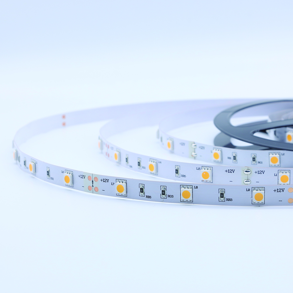 Pure White Led Strip