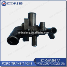 Carcasa de termostato genuino para Ford Transit V348 8C1Q 8A586 AA