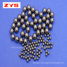 Zys 9cr18, 9cr18mo de acero inoxidable de alto carbono bola de acero inoxidable