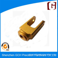 China Factory Manufacturing CNC Machined Copper Parts