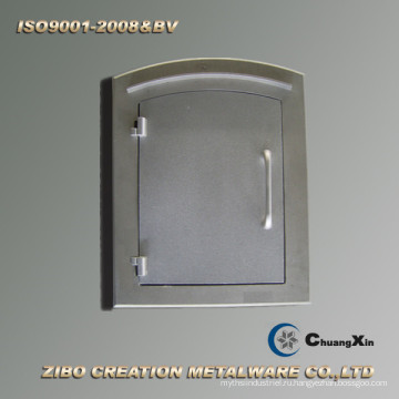 Дверь почтового ящика для литья алюминия