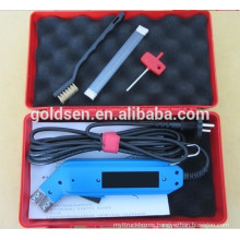 100mm 110W Professional Handheld EVA Hot Knife Wire Foam Cutter Cutting Tool Portable Electric EPS Hand Cutter GW8109