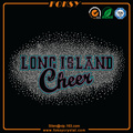 Long Island Cheer hotfix kristaller mönster