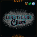 PNHS Cheer hotfix iron on rhinestone transfer