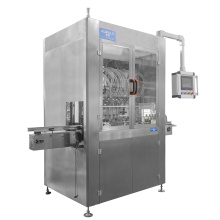 Automatic Bottle Lubricants Gasoline Engine Oil Packing Machinery Fuel Lube Oil Filling Capping Machine Price