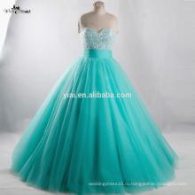 RSE944 vestidos де novia 2016 длинные сладкие 16 платья мята зеленый quinceanera платья