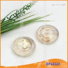 Botão de poliéster / Botão de plástico / Botão de camisa de resina para Brasão BP4232