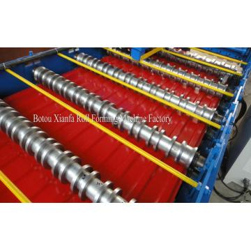 Mesin Roll Forming Logam Cold Rolled Formed