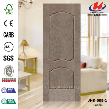 Wood Grain Best Quality Natural Padouk Door Skin