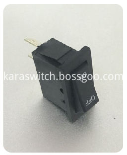 rocker switch KR2-5S
