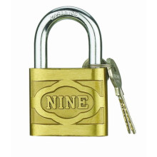 Cast Brass Padlock W/3 Key Lock (BP440)