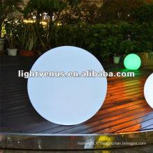 60cm taille / moonlight LED boule de lumière