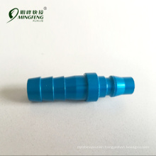 Asian Domestic Market Alumimnm blue brass fitting connector