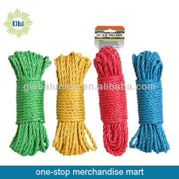 cheap plastic pp rope
