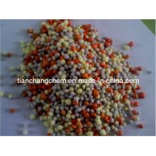 NPK Fertilizante compuesto soluble en agua para agricultura 15-15-15 NPK