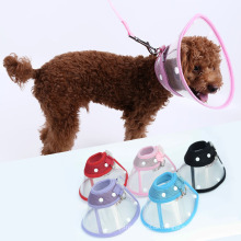 Kegel-Hund Gesundheit Recovery Elizabeth Collar Anti lecken Biss Cat E Collar