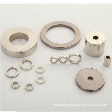 Permanent Sintered High Strong Neodymium Ring Magnet (UNI-Ring-oi11)